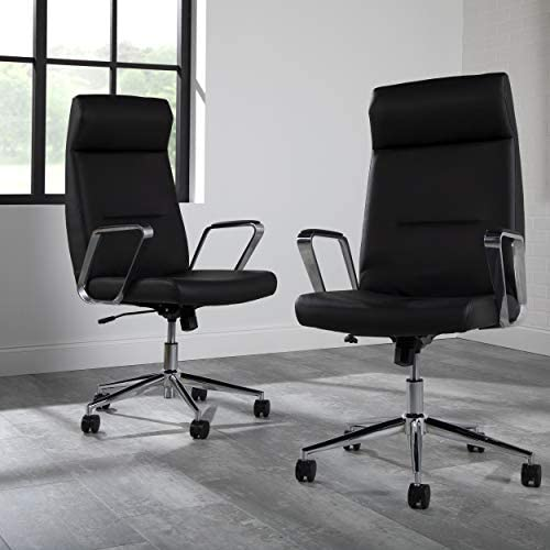 HON Basyx Merger Commercial-Grade Premium Executive Chair