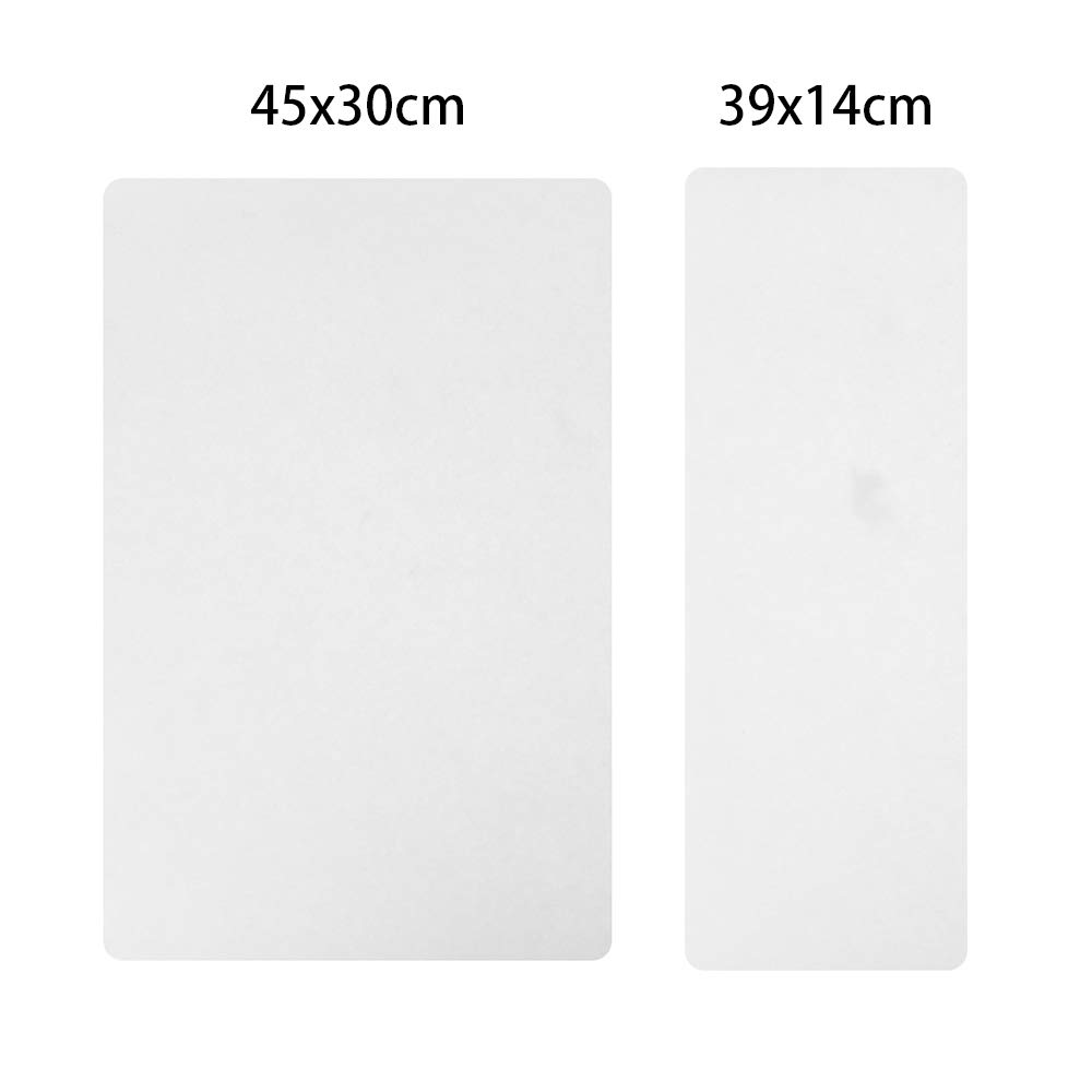 2PCS 39x14cm Monlonen 2Pcs//Set Tapes Cat Furnitures Protect Pads Anti-Scratching Stickers Sofa Protector Cover Couch Guard Scratch Guard Mat