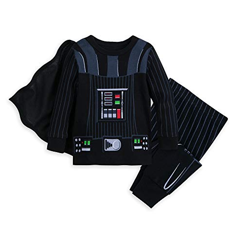 Star Wars Darth Vader Costume PJ PALS for Baby Size 0-3 MO Multi]()