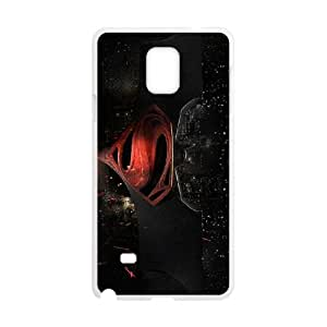 Superman Samsung Galaxy Note 4 Cell Phone Case White Q6856866