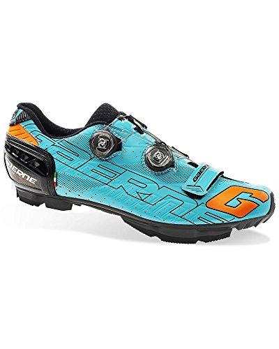 Gaerne G.Sincro Scarpe MTB Ciclismo, Blue (Limited Edition) - 43