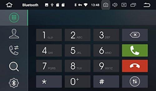 KUNFINE Android 9.0 8核自動車GPSナビゲーション マルチメディアプレーヤー 自動車音響 本田 HONDA CIVIC 2006 2007 2008 2009 2010 2011 自動車ラジオハンドル制御WiFiブルースティスト