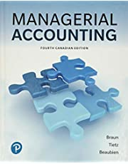 Managerial Accounting, 4th Canadian edition plus NEW MyAccountingLab -- Access Card Package