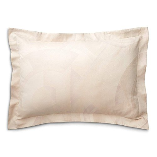 - RALPH LAUREN Park Avenue Modern Justina Standard Sham Taupe 100% Cotton