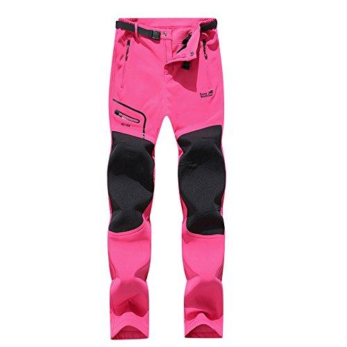 Skyinger-Womens-Outdoor-Windproof-Waterproof-Softshell-Fleece-Snow-pants