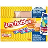 OSCAR MAYER LUNCHABLES TURKEY & CHEDDAR CHEESE PACK OF 3