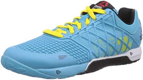 aa66abf448c468 Reebok Men s R Crossfit Nano 4.0 Mesh Training Shoes. 40% off. Reebok  Women s R Crossfit Nano 4.0 Neon Blue