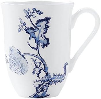 DoubleBlue Taza para café, té, leche de Bone China marca , apta ...
