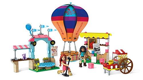 Mega Construx American Girl Saiges Balloon Festival Construction Set