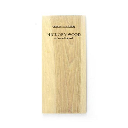 Charcoal Companion Wood Grilling Plank / Single (Hickory) - CC6045