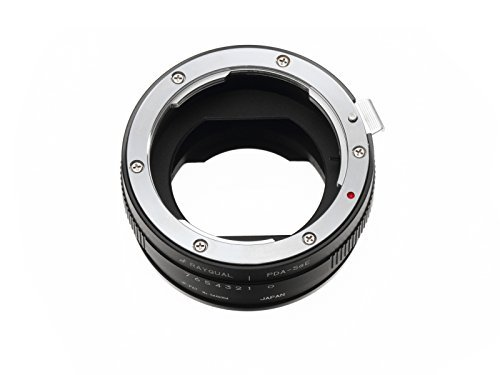 Rayqual Pda-sae Mount Adapter for Pentax Da Lens to Sony αE Body(made in Japan)の商品画像