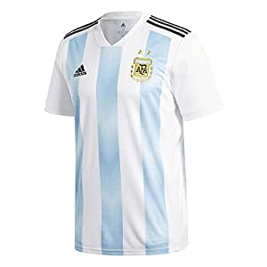 Amazon.com   adidas Argentina Home Jersey World Cup 2018   Sports   Outdoors 7deb1bc2d