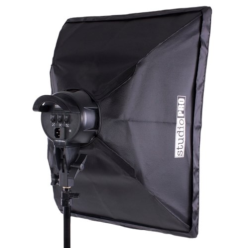 Fovitec - 2x 20'' x 28'' Softbox Continuous Lighting Kit w/ 2000W Equivalent Total Output - [Includes Stands, Softboxes, 10x 45W Bulbs] by Fovitec (Image #8)