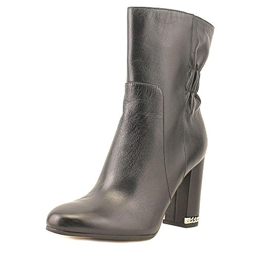 Michael By Michael Kors New Dolores Bootie Black 9 Womens Boots