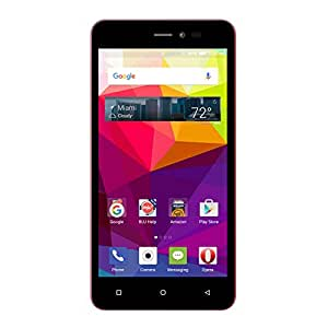 BLU Studio M HD S110U Unlocked GSM Phone - Pink (Certified Refurbished)