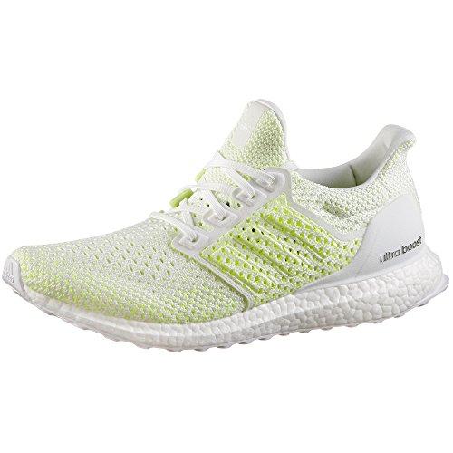 adidas Ultraboost Clima, Scarpe da Running Uomo Bianco (Ftwr White/Ftwr White/Solar Red)