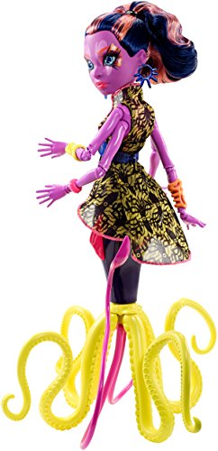 Monster High Great Scarrier Reef Down Under Ghouls Kala Mer'ri Doll