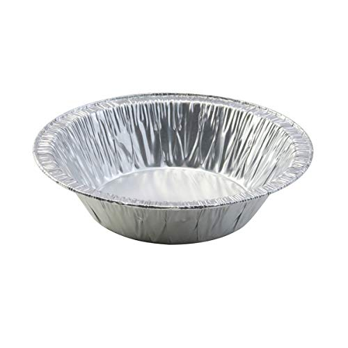 Disposable Aluminum 5 inch Tart Pan/individual Pie Pan/Pot Pie Pan #501 (50)