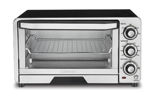 Cuisinart TOB-40N Custom Classic Toaster Oven Broiler (Delonghi Toaster Ovens compare prices)