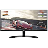 LG - 29 IPS LED WFHD 21:9 UltraWide FreeSync Monitor 29UM60-P
