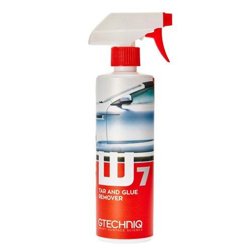Gtechniq W7 Tar and Glue Remover Spray (500 mL)