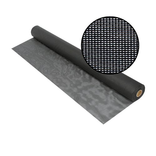 Phifer 3003865 Solar Insect Screen, 72'' x 100', Charcoal