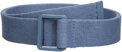 Etnies Mens Classic D-Ring Belt, Pacific Blue, One - D-ring Belt Classic
