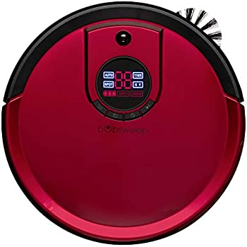 Amazon Com Bobsweep Standard Robotic Vacuum Circle D 13