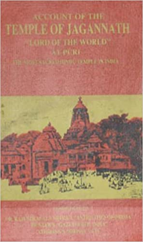 Account of the Temple of Jagannath, Lord of the World at Puri