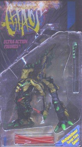 Mcfarlane Total Chaos - Thorax - Todd McFarlane's Total Chaos Ultra Action Figure