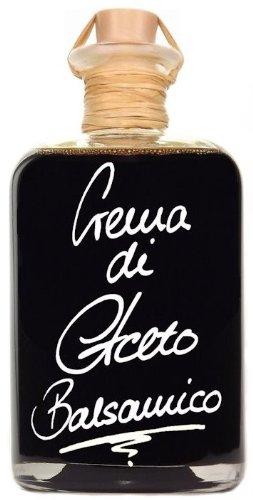 Crema di Aceto Balsamico 1L dickflüssig konzentriert Balsam Essig Creme 3% Säure
