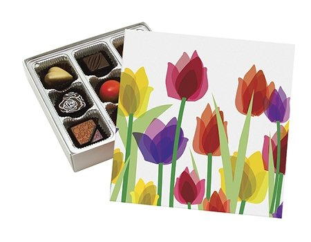 Sugar free springtime tulip assorted chocolate gift box by sugar free springtime tulip assorted chocolate gift box by diabetic candy diabetic friendly perfect for easter candy chocolate assortments mom says negle Images