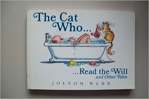 Bücher in Englisch kostenlos herunterladen The Cat Who...Read the Will, and Other Tales PDF RTF