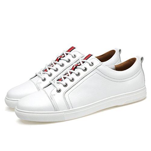 39 Minitoo LH1003 LHEU White Sneaker EU 5 Uomo Bianco xrrYnqw5RZ