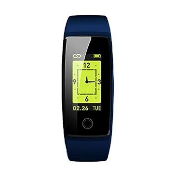 Pulsera Actividad y Monitor de Ritmo Cardíaco Reloj Inteligente,Monitor de Dormir,Monitor de