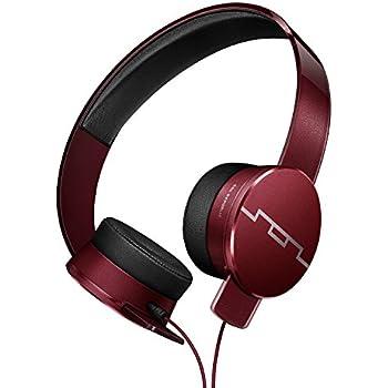 SOL REPUBLIC, SOL-HP1251 TRACKS HD2 On-Ear Headphones, Red
