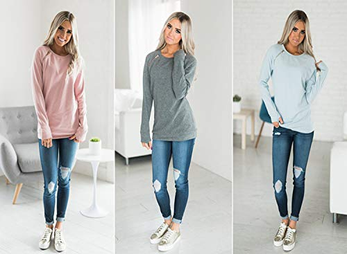 Clair Sweat Bleu Fiyote Femme Shirt Xxgq1