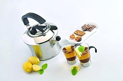 BergHOFF Whistling Tea Kettle, 2-1/2L