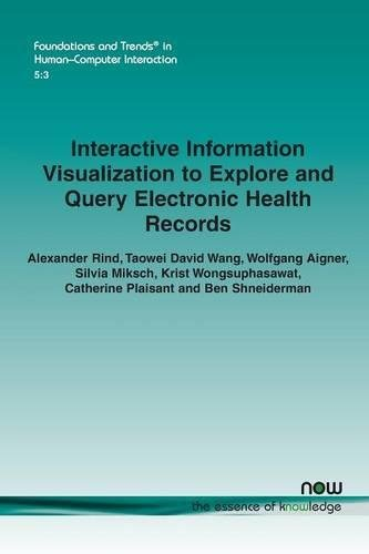 Interactive Information Visualization to Explore and Query Electronic Health Records (Foundations and Trends in Human-co