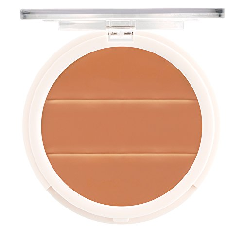 3-in-1 Cream Concealer & Highlighter. Natural Coconut for dewy glow - Undone Beauty Conceal to Reveal. Covers Blemishes, tattoos, Under Eye circles & wrinkles. Vegan & Cruelty Free. CARAMEL MEDIUM