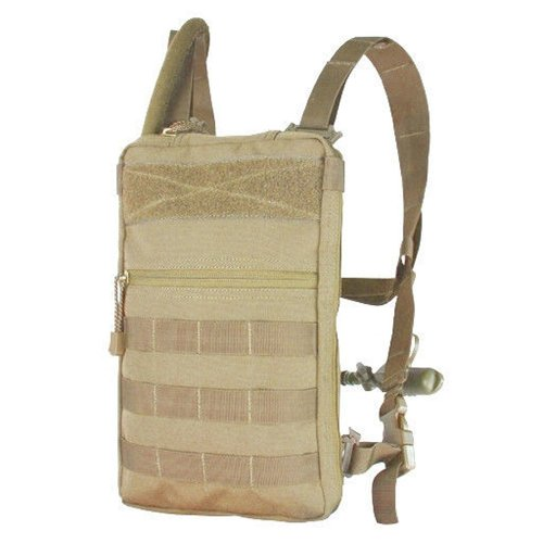 Condor Tidepool Hydration Carrier Coyote Tan (Compact Plate Carrier)