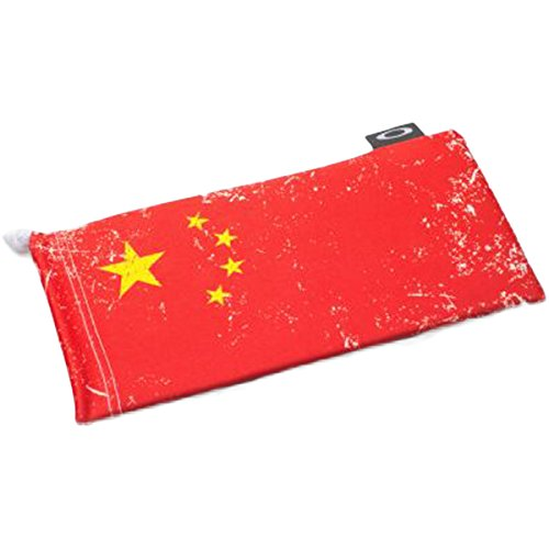 Oakley - Oakley Sunglass Bag - China - Red - One Size (Oakleys Aus China)