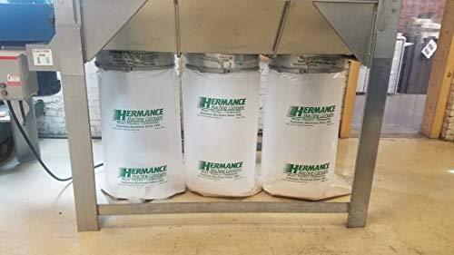 Amazon.com: Recogida de polvo Bolsas de plástico 32