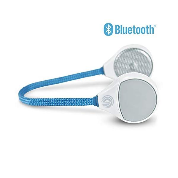 Alta Wireless Bluetooth Helmet Drop in Headphones- HD Speakers Compatible with Any...