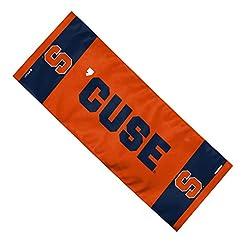 NCAA Syracuse Orange Cooling Towel, 12 x...
