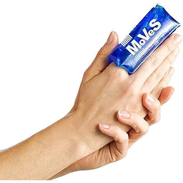 Mvs - Gel tubular para dedos, Terapia fría y caliente ...