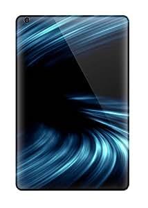 Perfect Fit XsvrXPe910vskJV Nice Blue Flash Case For Ipad - Mini/mini 2