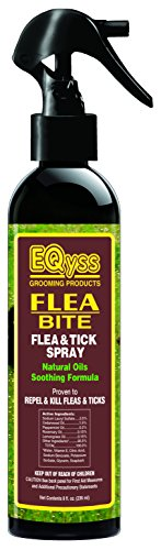 Eqyss Flea Bite Flea Tick Spray for Pets (8 fl oz)