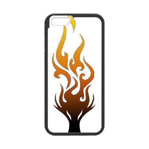 Dragon Tribal 003 coque iPhone 6 Plus 5.5 Inch Housse téléphone Noir de couverture de cas coque EOKXLLNCD19684