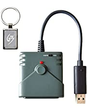 Gam3Gear Brook USB Super Converter For PS2 To PS3 PS4 Controller Converter Adapter with Gam3Gear Keychain